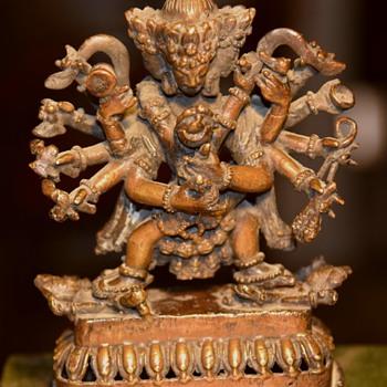 Kali the Destroyer - Asian