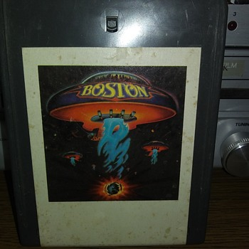 8-TRACK TAPE....#1 - Records