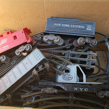 What's in the box? - Model Trains