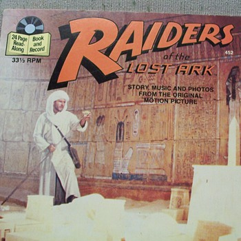 Raiders of the Lost Ark 33 1/3 - Records