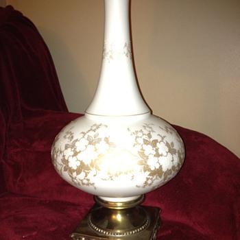 Antique table lamp - Lamps