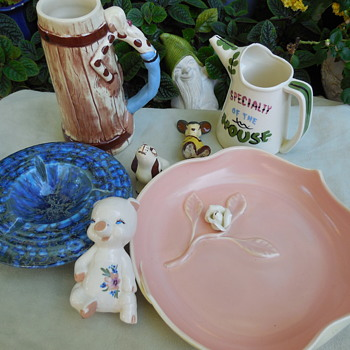 Just Can't Get Enough California Pottery! :^) - Pottery