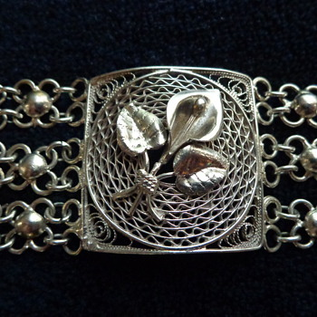 Filigree Bracelet - Fine Jewelry