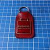 Enamel/Leather Dunhill keyring