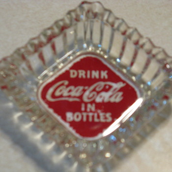 Miscellaneous Small Coca Cola Items - Coca-Cola