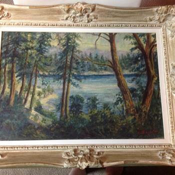 Oil Painting Unknown artist - Fine Art