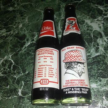 Coca-Cola And The University Of Alabama.... - Coca-Cola