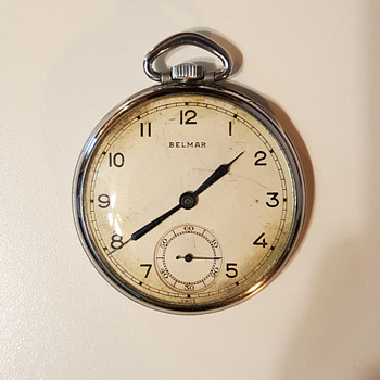Belmar Swiss Pocket Watch - Pocket Watches