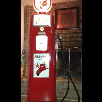 Original Fire Chief Gas Pump - Petroliana