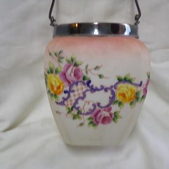 biscut barrel - Pottery