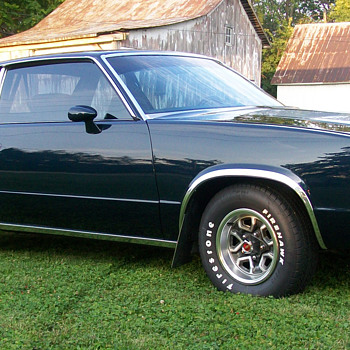 1980 Chevy Malibu Classic - Classic Cars