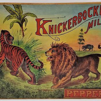 Knickerbocker Mills - Advertising