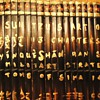 "SUN TZU'S ""Art of War""  Two Bamboo writings,  19"" X 14 1/2""  Eng. and Chinese writing?"