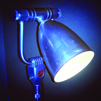 Vintage GE Floor Lamp - Lamps