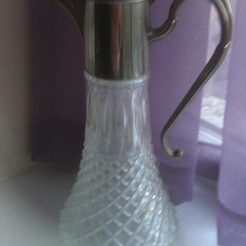 jug decanter - Bottles