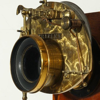 Prosch Triplex Shutter, 1880s (the beauty of early camera shutters) - Cameras