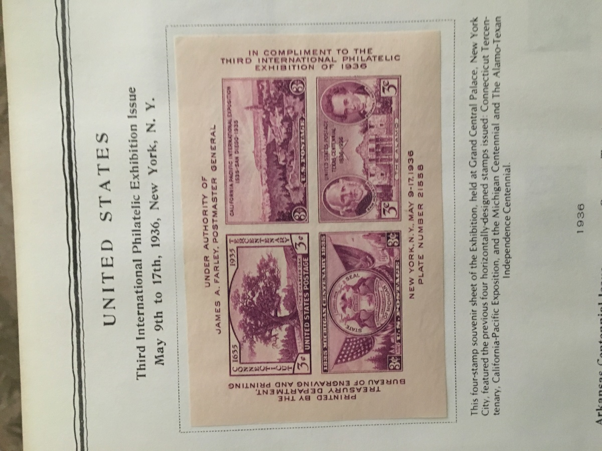 StAmp albums | Collectors Weekly