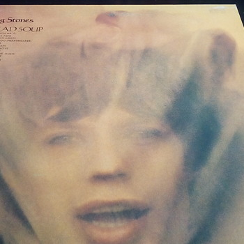 """The Rolling Stones """"Goats Head Soup"""" - Records"""