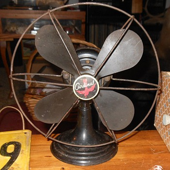 """Westinghouse """"Cardinal"""" Electirc Fan - Tools and Hardware"""
