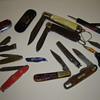 Pocket Knife collection