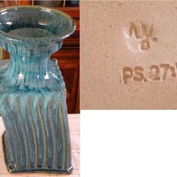 Israeli Pottery Vase Mystery - Pottery