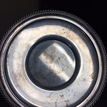 Sterling Gorham Plate
