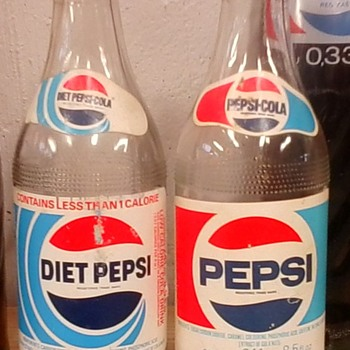 Pepsi bottles from other countries! - Bottles