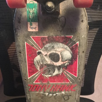 My Old-School Skateboards & Brief Chat About Punk Rock (gone and WAY forgotten)