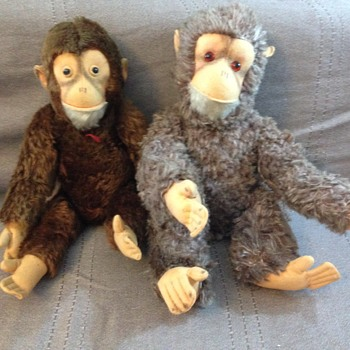 Hermann Mohair Monkey