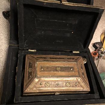 Handyman vintage boxes - Fine Jewelry