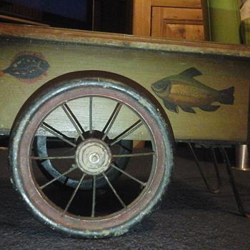 small trolly? - Model Cars