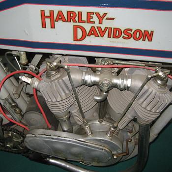 1920 Harley - Motorcycles