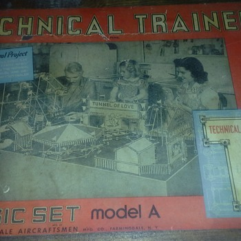 Technical Trainer Basic Set model A