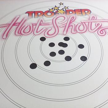 """Trooper """"Hot Shots"""" - Records"""