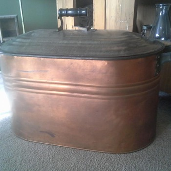 Old copper canner - Kitchen