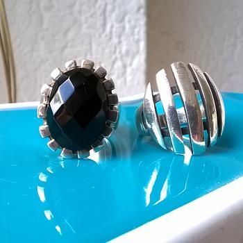 Sterling Rings, From My Dealer Friend - Fine Jewelry