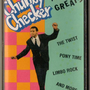 """Chubby Checker"" - Cassette Tape - Records"