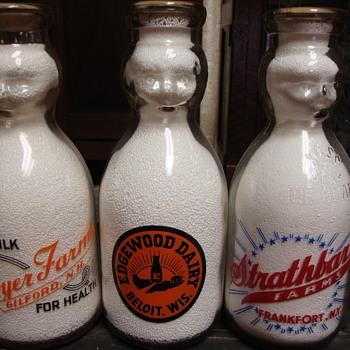 Two Color Baby Top Milk Bpttles.... - Bottles