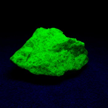 Gemmy Willemite Franklin NJ Fluorescent Mineral (Family Collection) - Fine Jewelry