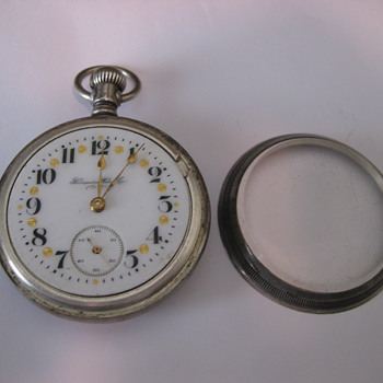 Hampden Railroad Watch - Pocket Watches