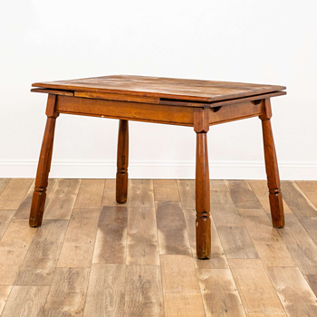 Dining table bought at auction - Furniture
