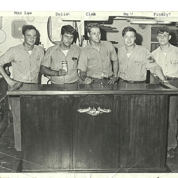 Admiral's bar - Military and Wartime