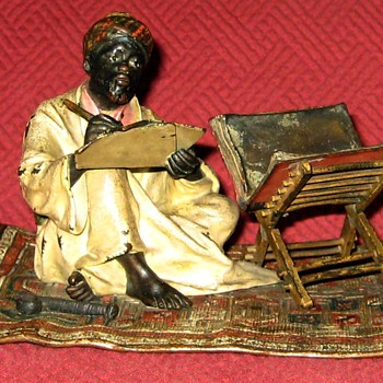 Franz Bergman Cold Painted Bronze - Art Deco