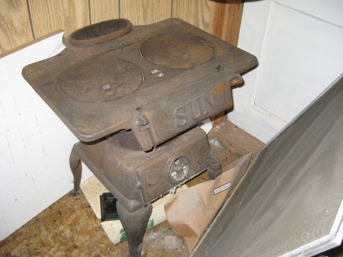 king stove and range sun two burner coal cook stove 2 88