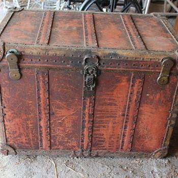 W. Miller & Co. Trunk - Furniture