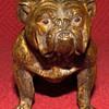 Antique Vienna, Austria Bronze Bulldog