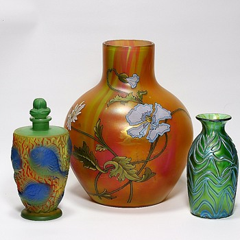 Group Shot(s) - Art Glass