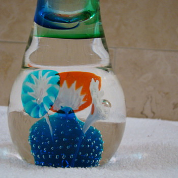 who made this? - Art Glass