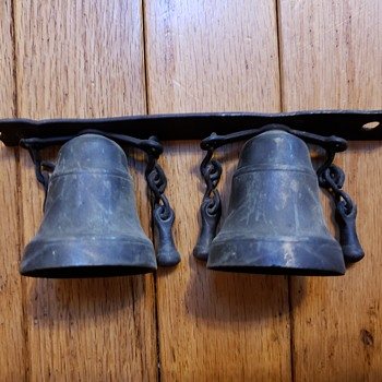 Antique bells - Tools and Hardware