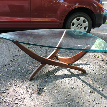 Who made this awesome table? - Mid-Century Modern